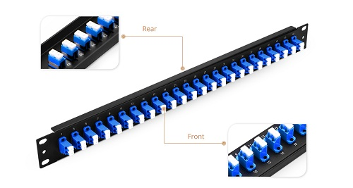 24 port Patch Panel