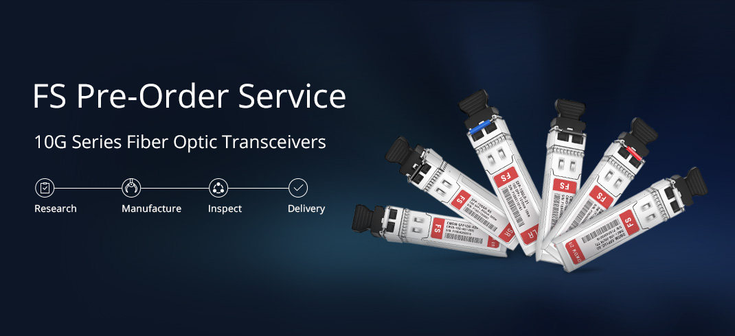 cheap 10G fiber optic transceivers