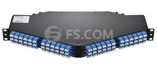 144 Ports Fiber Optic Enclosure