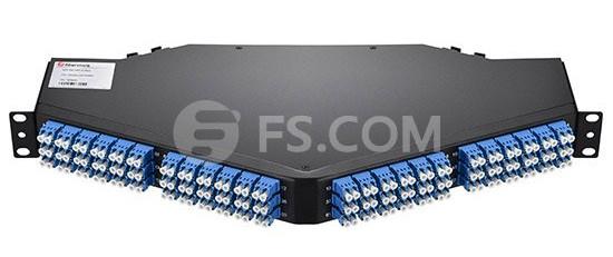 144 Ports Fiber Optic Enclosure