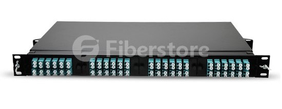 96 Ports Fiber Optic Enclosure