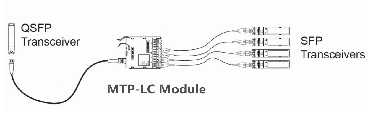 SFP+ QSFP+ Interconnect Solutions