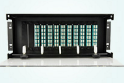 4U 12 Slot MTP Cassette Patch Panel