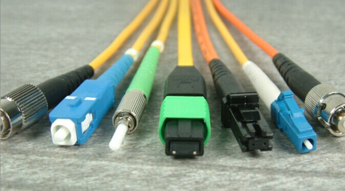 Different fiber patch cord types