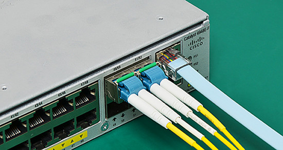 SFP+ transceivers