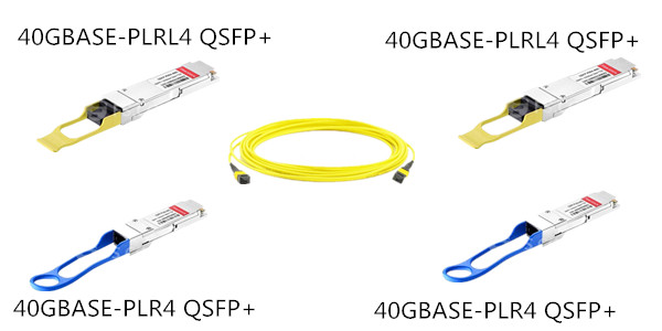 12-Fiber MPO Patch Cables