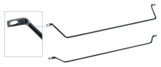 Round Lacer Bars with Offset