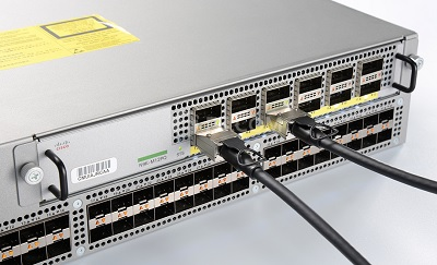 Cisco 40G QSFP+ to QSFP+ DAC Cables