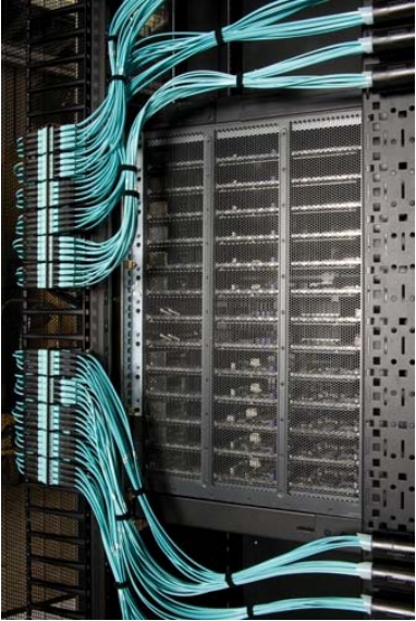 Cable Management Mtp Modules And Harnesses In Data Center