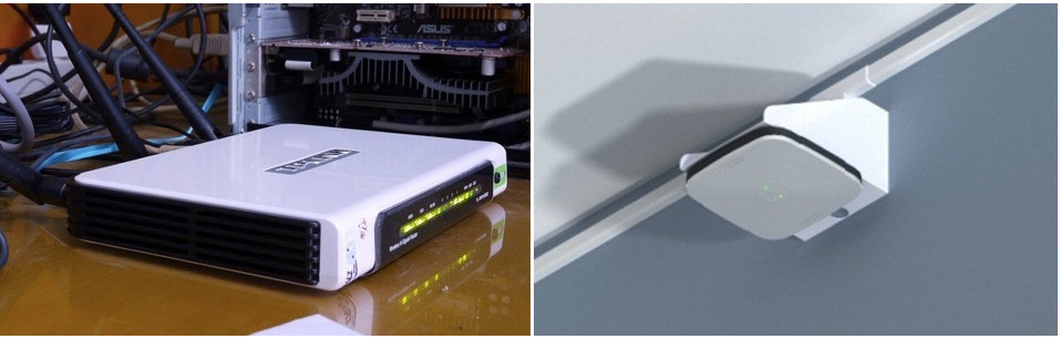 Wireless Access Point vs Router
