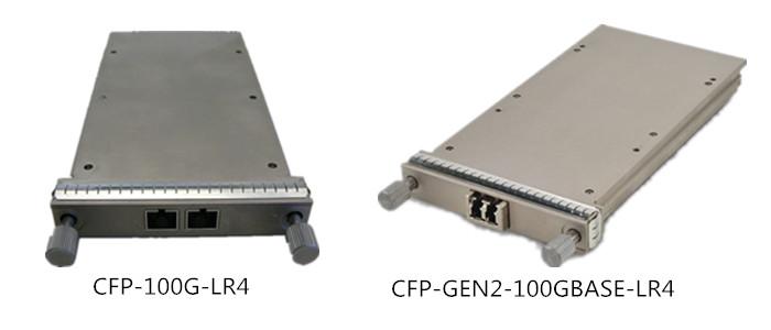 100GBASE-LR4 CFP Modules