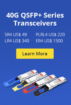 40g qsfp+ transceiver
