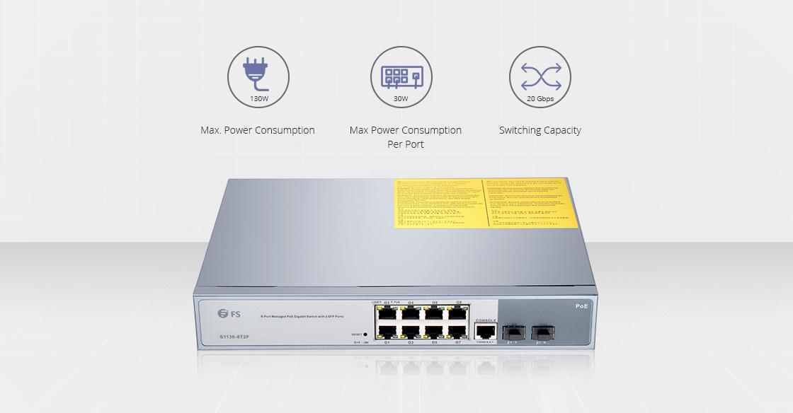 gigabit poe switch