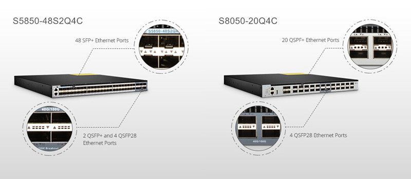 vxlan enabled network switch