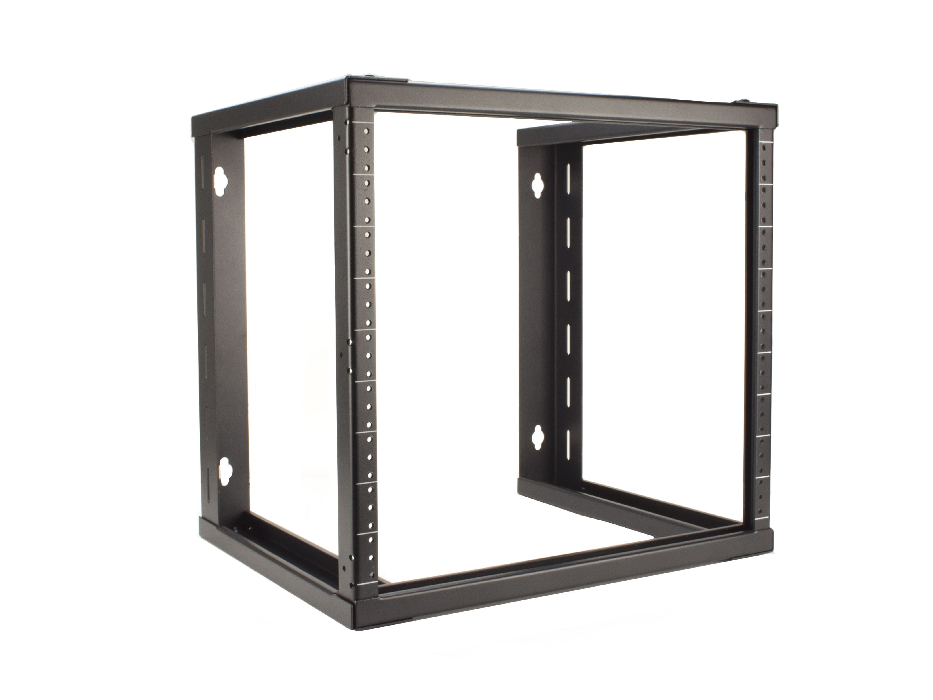 wall mount open frame server rack