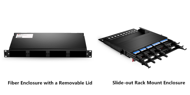 1u rack mount enclosure