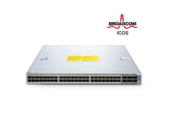 Open source networking with Broadcom ICOS OS